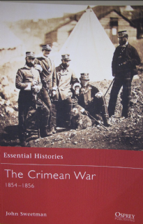 Book-The Crimean War 1854-1856